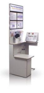 LC300 Blood Pressure Kiosk