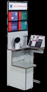 LifeClinic 90550 Blood Pressure Kiosk