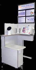 LifeClinic LC 500 Blood Pressure Kiosk